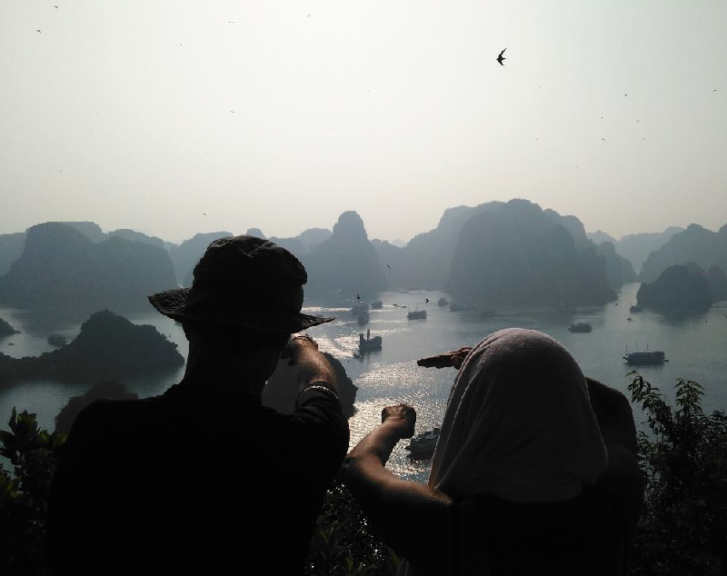 Halong Bay - Vietnam - 2015